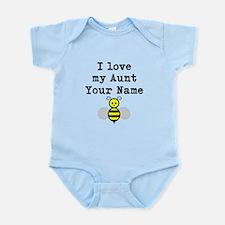 I Love My Aunt Bee Body Suit