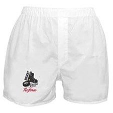Hockey Referee Boxer Shorts
