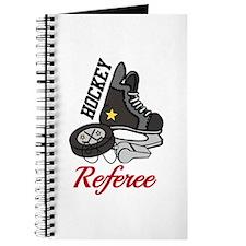 Hockey Referee Journal