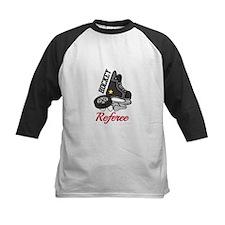 Hockey Referee Baseball Jersey