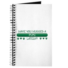 Hugged Pumi Journal