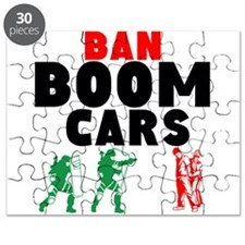 Ban Boom Cars Puzzle