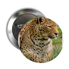 """Funny Animal texture 2.25"""" Button"""