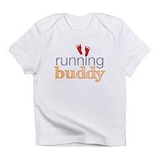 Cute Running Infant T-Shirt