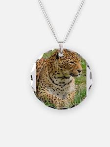 Cute Leopard Necklace