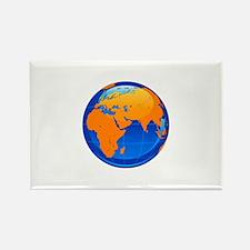 Globe Earth World Magnets
