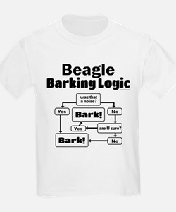 Beagle Logic T-Shirt