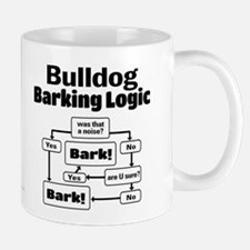 Bulldog logic Mug