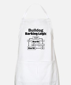 Bulldog logic Apron