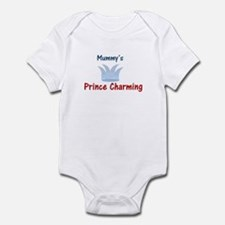 Mummy's Prince Charming Infant Onesie Body Suit