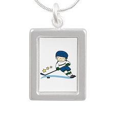 Hockey Boy Necklaces