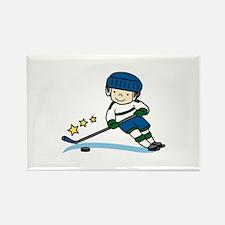 Hockey Boy Magnets