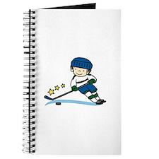 Hockey Boy Journal