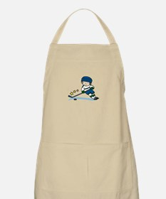 Hockey Boy Apron