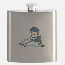 Hockey Boy Flask