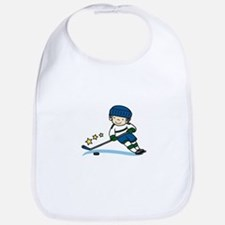 Hockey Boy Bib