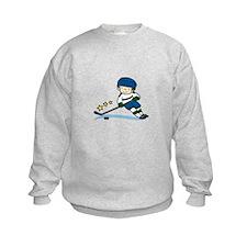 Hockey Boy Sweatshirt