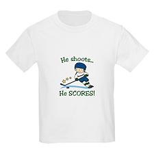 He Scores T-Shirt