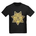 South Dakota Highway Patrol Kids Dark T-Shirt