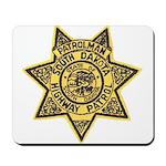 South Dakota Highway Patrol Mousepad