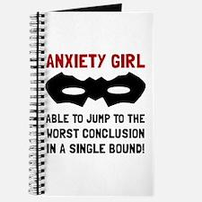 Anxiety Girl Journal