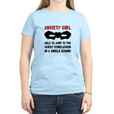 Anxiety Girl T-Shirt