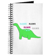Rawr! Green Journal