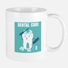 Dental Care Mugs