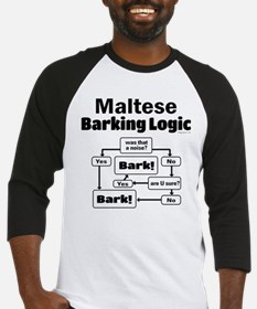 Maltese Logic Baseball Jersey