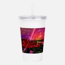 Funny Suns out Acrylic Double-wall Tumbler