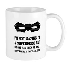 Me And Superhero Mugs