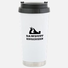 Sawdust Engineer Travel Mug