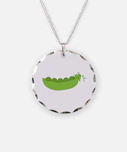 Peapods Necklace