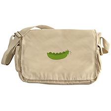 Peapods Messenger Bag