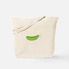 Peapods Tote Bag