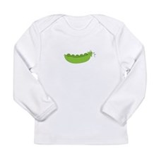 Peapods Long Sleeve T-Shirt