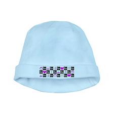 STYLISH BRIDE baby hat