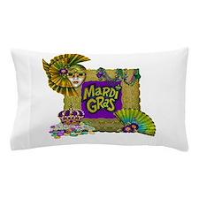 Mardi Gras Pillow Case
