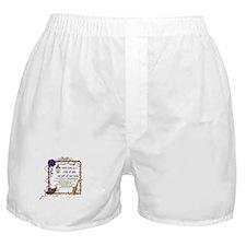 Mardi Gras Boxer Shorts