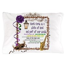 Mardi Gras Pillow Case