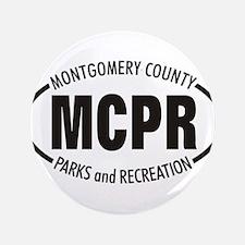 """MCPR Logo 3.5"""" Button"""
