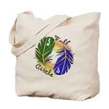 Full Circle Logo Tote Bag