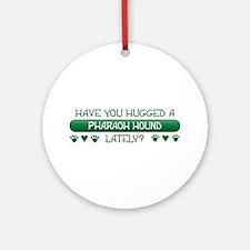 Hugged Pharaoh Ornament (Round)