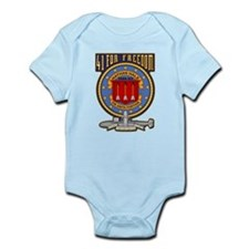 USS Nathan Hale 41 for Freedom Body Suit