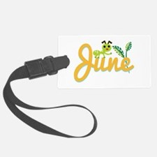 June Ant Luggage Tag
