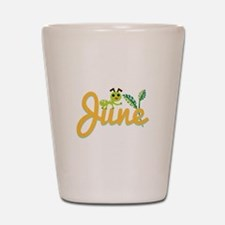 June Ant Shot Glass