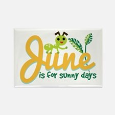 Sunny Days Magnets