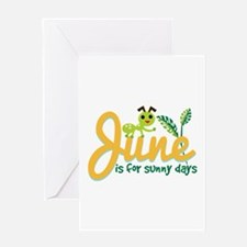 Sunny Days Greeting Cards