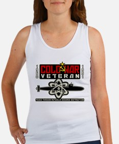 Cold-War-Vet-shirt-back Tank Top