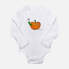 Long Sleeve Infant For Rosh Hashanah Body Suit